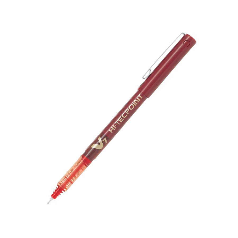 STYLO ROUL. HI-TECHPOINT X-FIN ROUGE